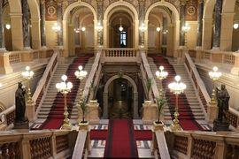 Komentované prohlídky Historické budovy Národního muzea