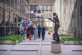 Komentované prohlídky Nové budovy Národního muzea