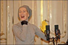 Pocta Soně Červené k jejím 95. narozeninám