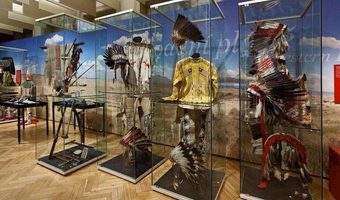 Už jste viděli výstavu Indiáni? V únoru budete mít poslední možnost shlédnout ji celou!
