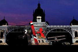 Opravená Historická budova Národního muzea byla slavnostně otevřena