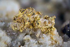 Ekonomický význam ložisek zlata v České republice