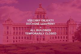 Národní muzeum je od neděle 27. prosince dočasně uzavřeno