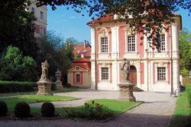 Letní koncert v zahradě – Serenády Antonína Dvořáka