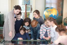 Lektorované programy pro školy k expozici Kultury Austrálie a Oceánie