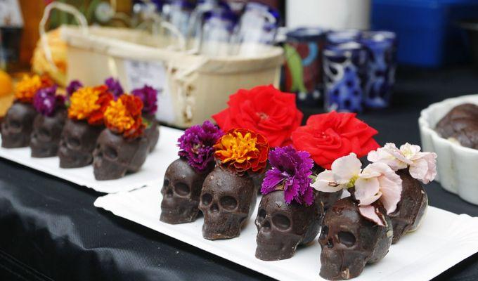 Přijďte do Náprstkova muzea oslavit mexický Den mrtvých!