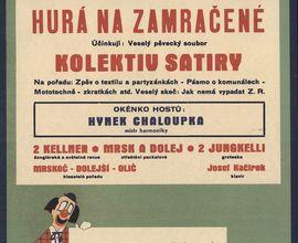 Varieté - plakát
