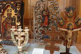 Komentovaná prohlídka výstavy Stará Ukrajina Františka Řehoře