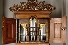 Středověká varhanní hudba z Národního muzea