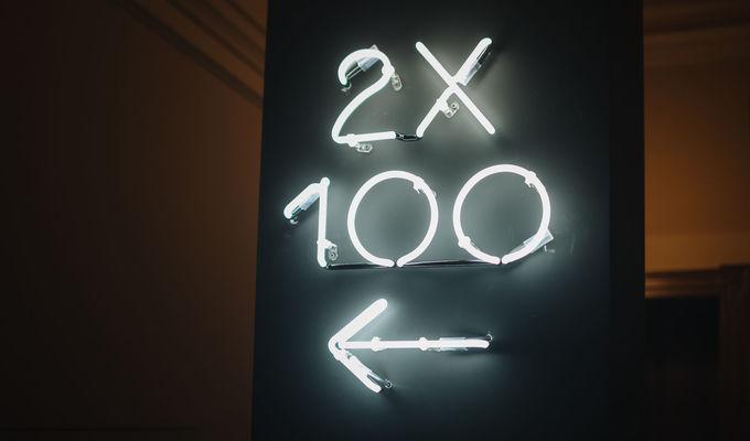 Návštěvníci mají poslední šanci vidět unikátní výstavu 2 × 100 v Národním muzeu