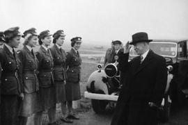 Československé ženy sloužící za 2. sv. války ve sborech ATS a WAAF