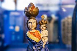 Komentovaná prohlídka výstavy Lidová víra