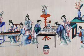 Milá a pracovitá – ženy v tradiční Číně