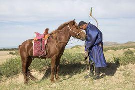 Tajný život sbírek: Mongolsko a buddhismus