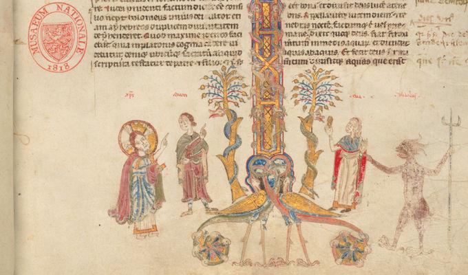 Digitalizace rukopisů Knihovny Národního muzea