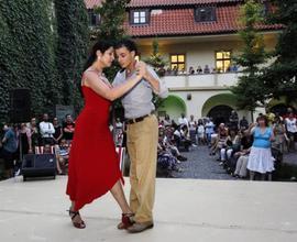 Nechyběla ukázka argentinského tanga